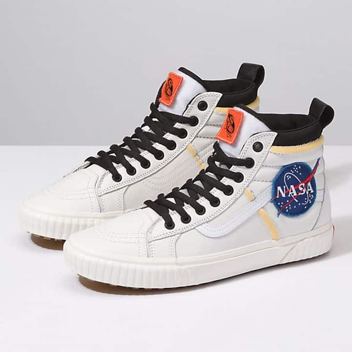 VANS x NASA : une nouvelle collection « Space Voyager