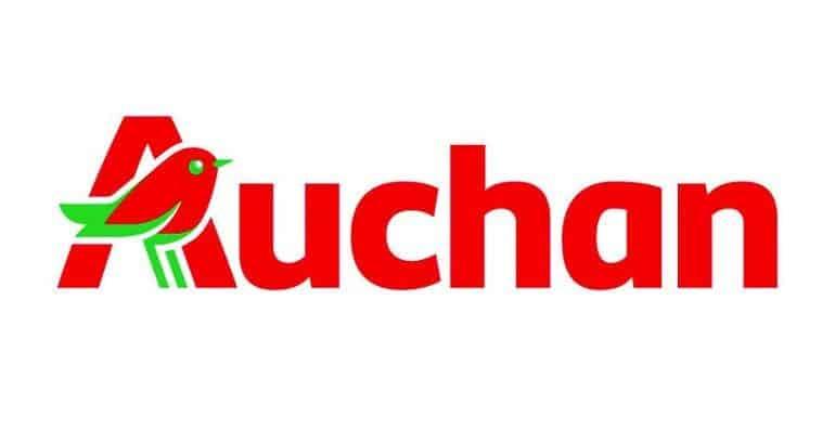 Auchan Logo Minute
