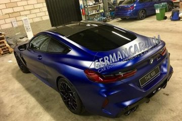 BMW M8 Competition 2018