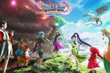 Dragon Quest XI Switch Video
