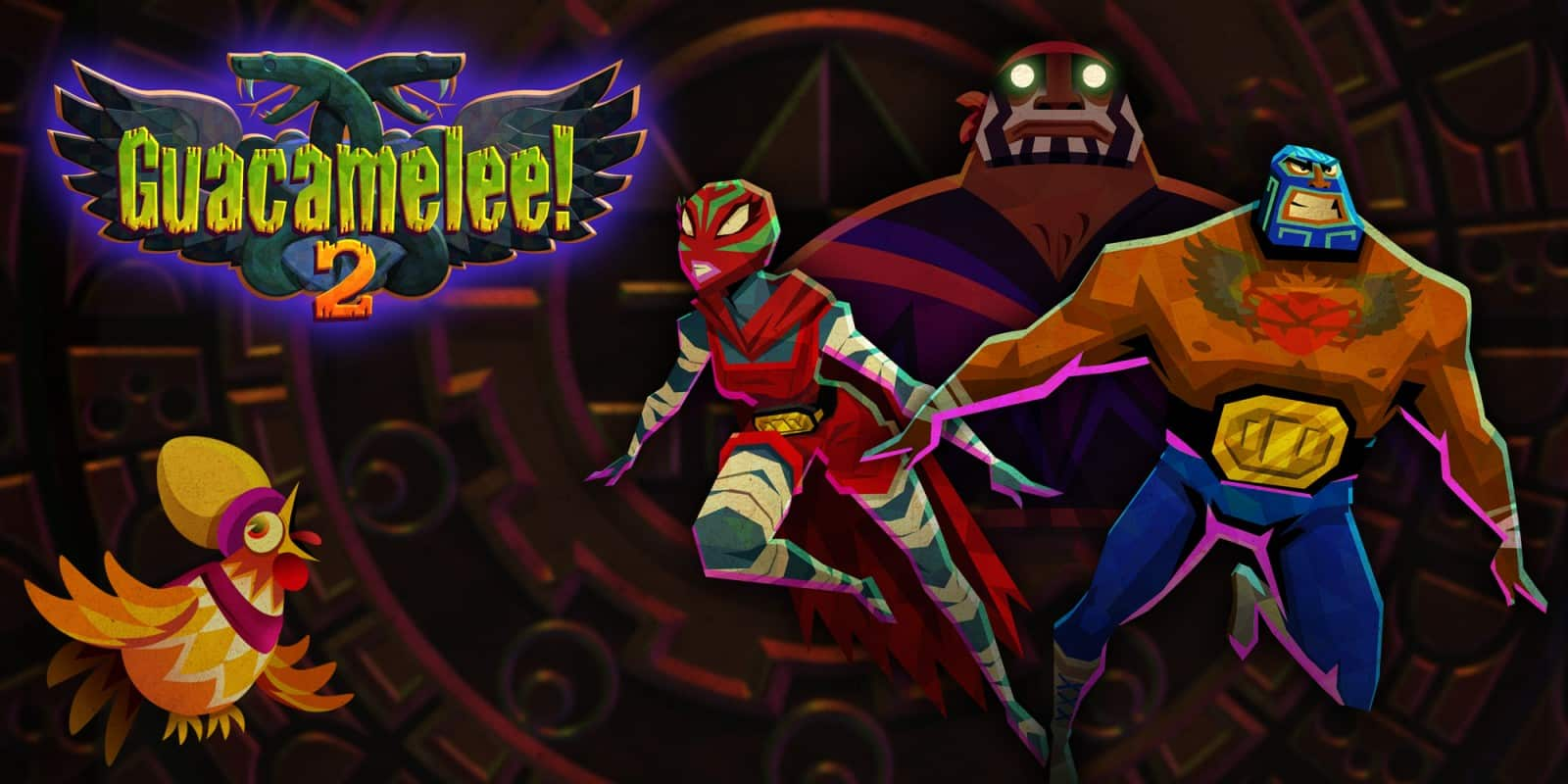 Guacamelee 2 Nintendo Switch