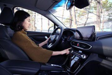 Hyundai Santa Fe Fingerprint