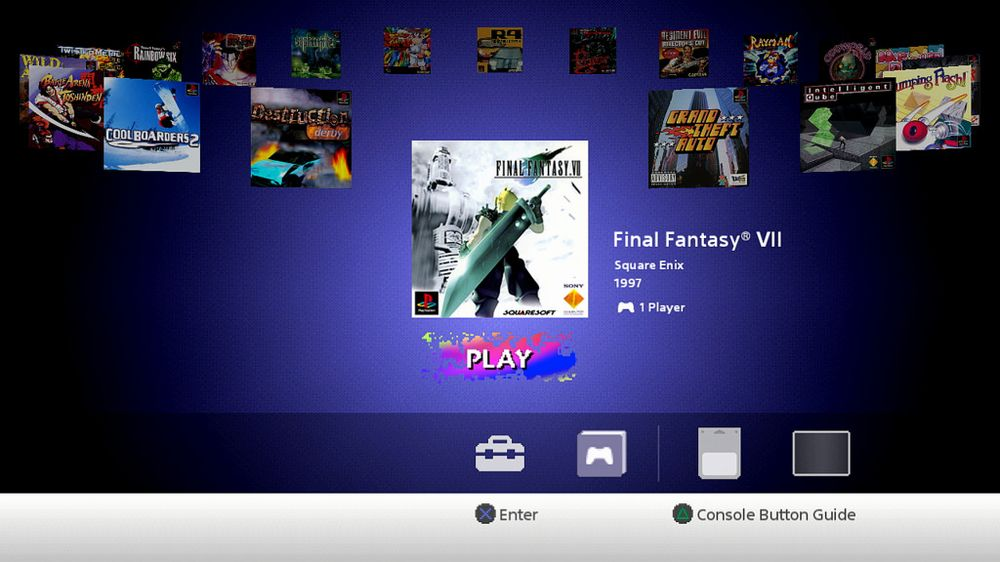 Interface-Playstation-Classic