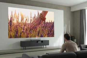 LG CineBeam Laser 4K 2019