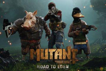 Mutant Road Eden