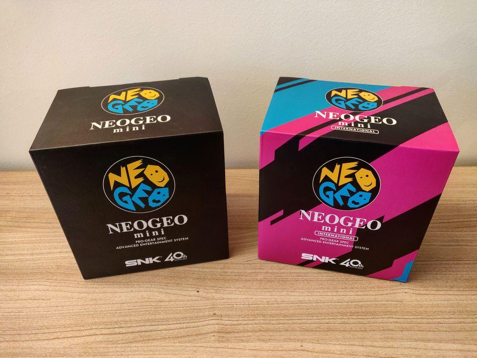 Neo Geo Mini Japan International (1)