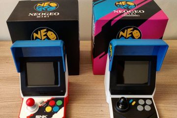 Neo Geo Mini Japan International