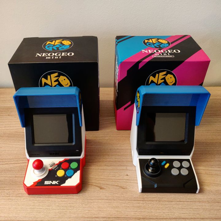 Neo Geo Mini Japan International