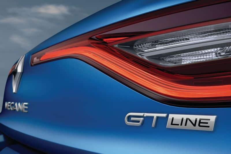 Nouvelle Renault Megane GT Line