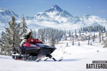 PUBG Vikendi PS4 PC Xbox One