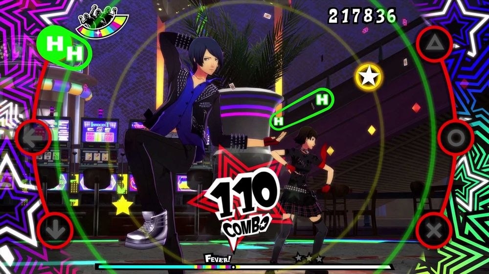 Persona Dancing Review PS4