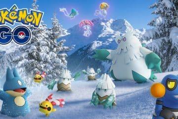 Pokemon GO Noel 2018