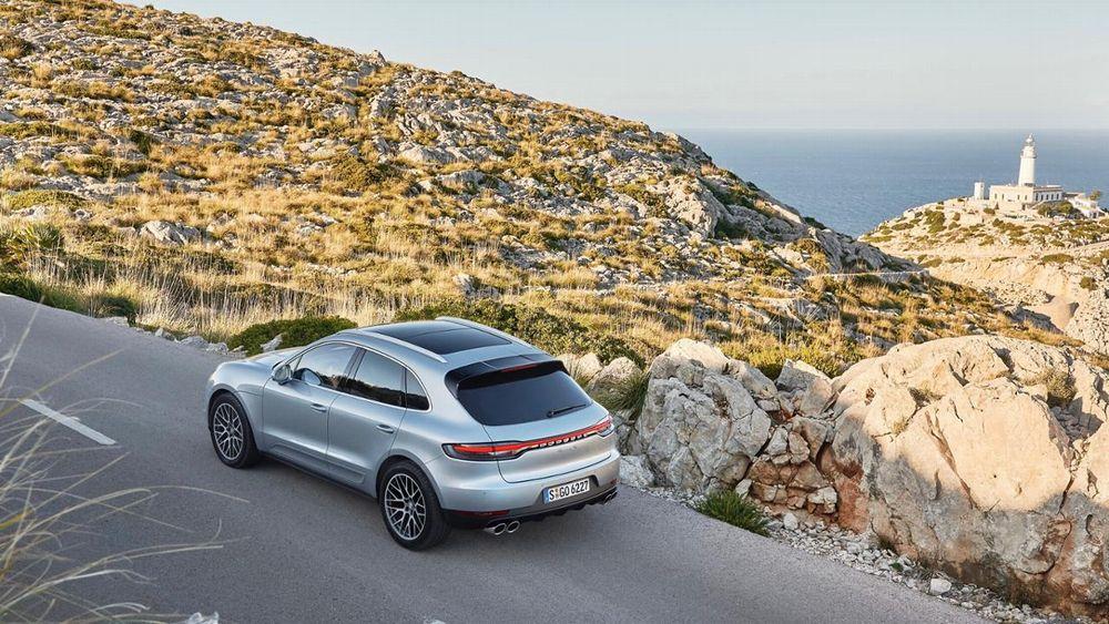 Porsche Macan S 2018