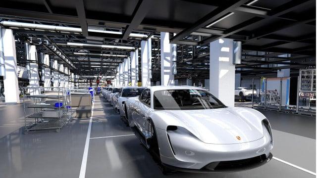 Porsche verse 9700 euros à ses salariés — Prime