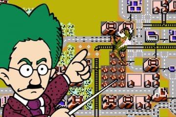 SimCity-NES