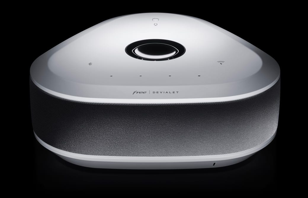 Test Freebox Delta Devialet