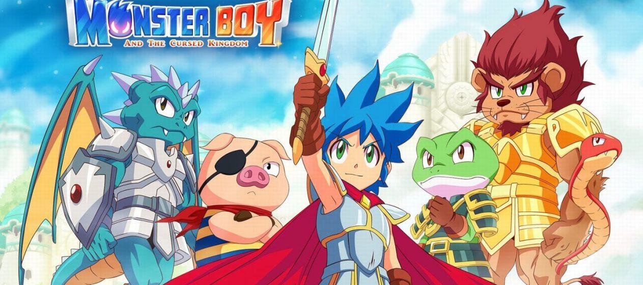 Test Monster Boy et le Royaume Maudit
