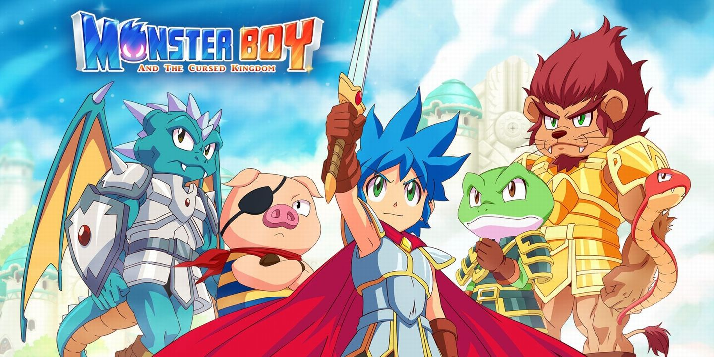 Test Monster Boy et le Royaume Maudit
