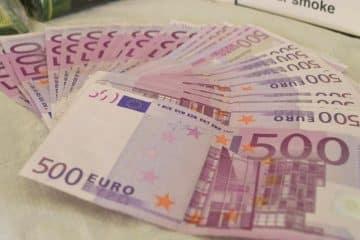 billet 500 euros 2019
