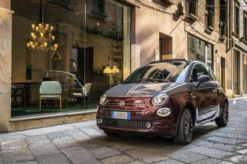 Fiat-500 record ventes europe 2018
