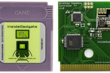Gameboy TX Cart