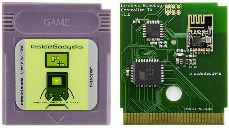 Gameboy TX Cart
