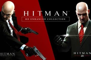 Hitman HD Enhanced