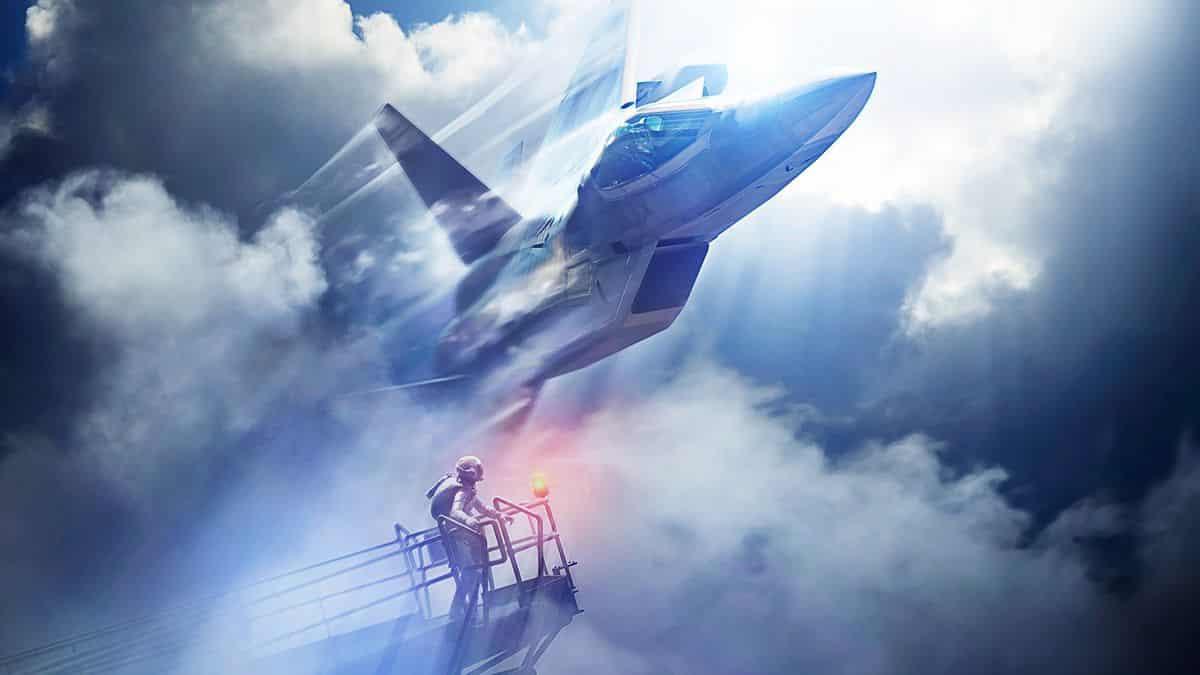 Test Ace Combat 7