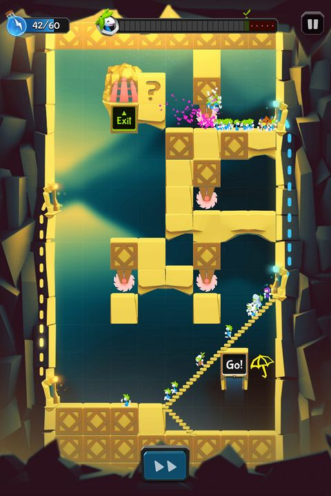 Lemmings iOS Android