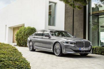 New BMW Serie 7 2019