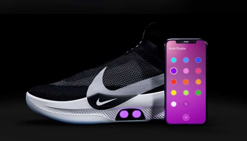 baskets nike adapt 2019