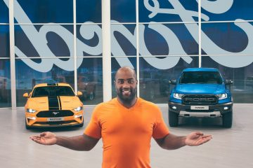 Teddy Riner Ford