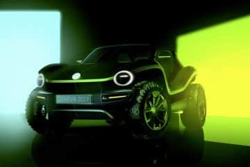 VW Buggy Electric