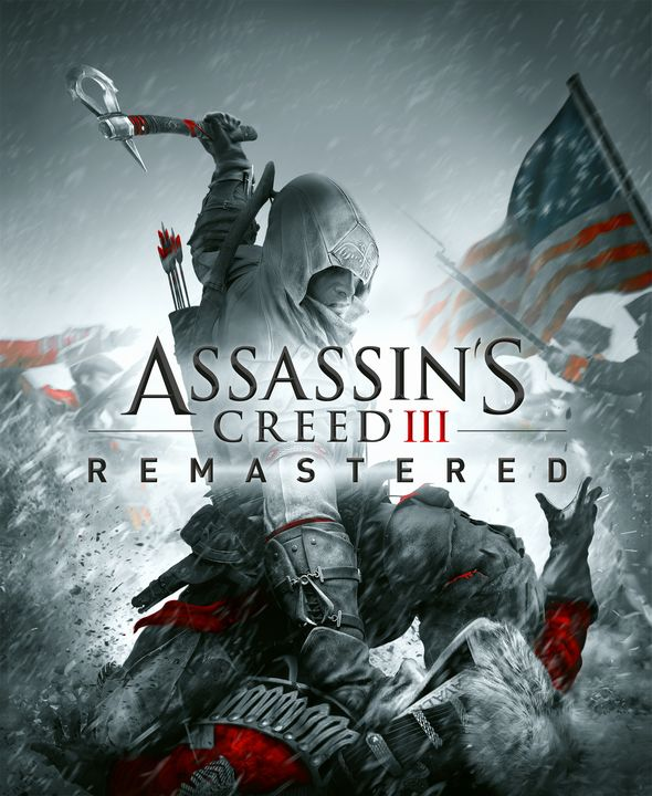 Assassin's Creed III Remastered fait le beau dans un trailer comparatif