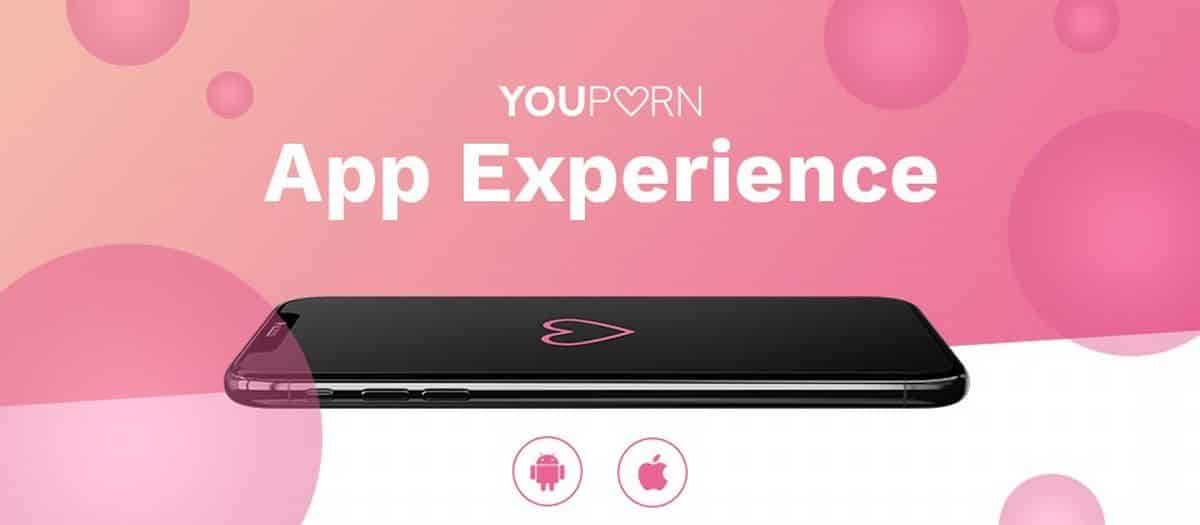 Application YouPorn iOS Android