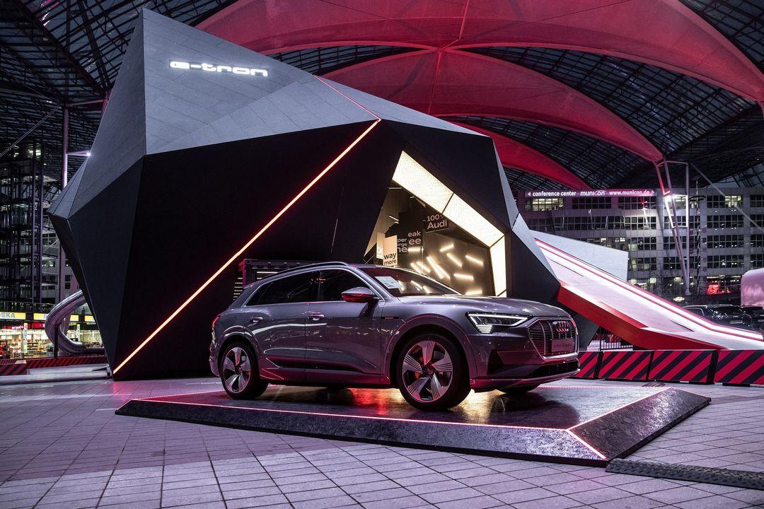 Audi etron Munich