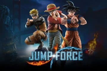 Test Jump Force