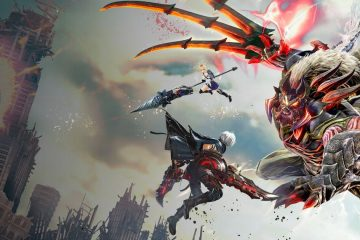 Test Review God Eater 3