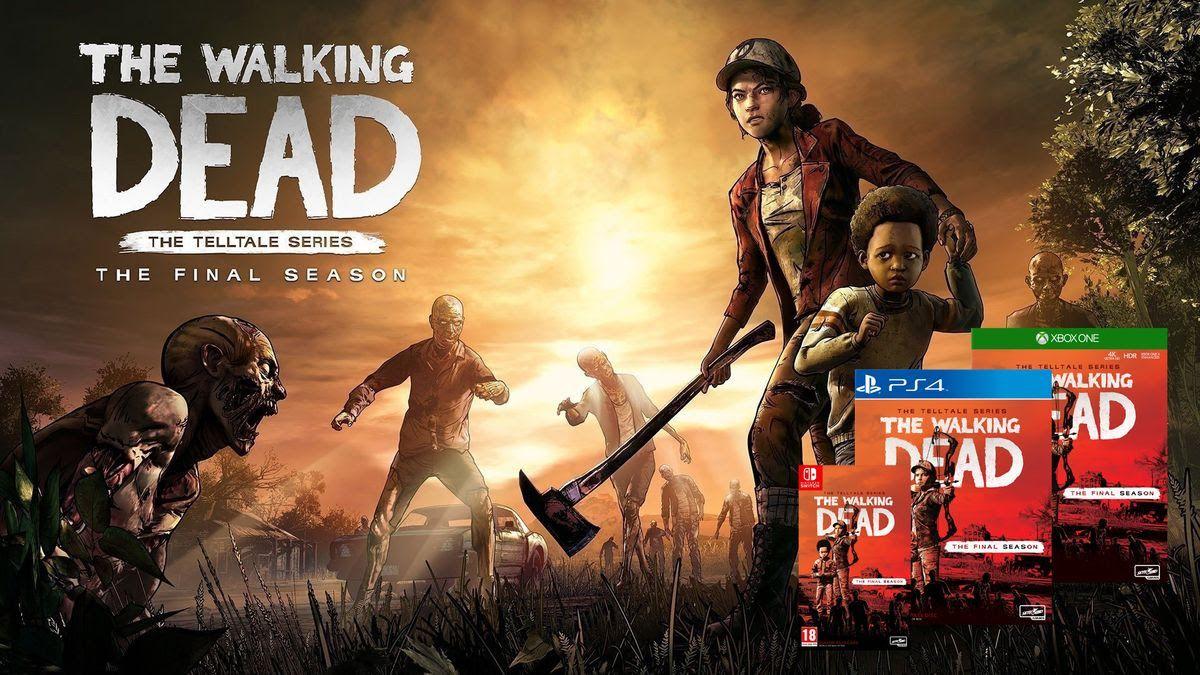 Test Walking Dead