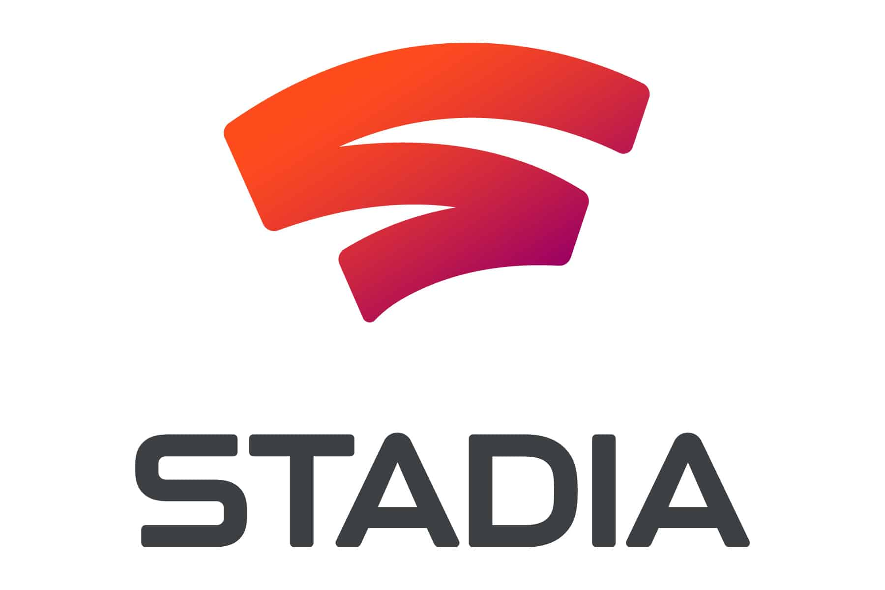 Logo Google Stadia Focal