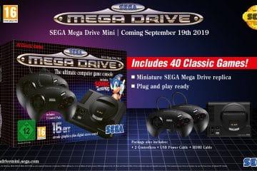 Mega Drive Mini France