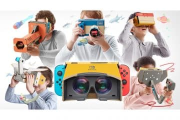 Nintendo Switch VR Kit