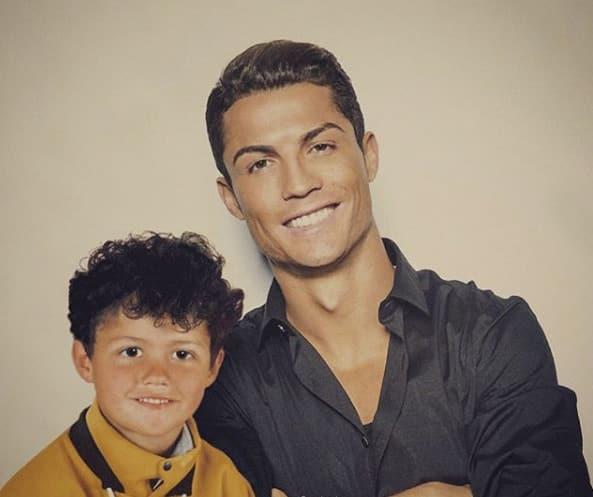 Ronaldo then now