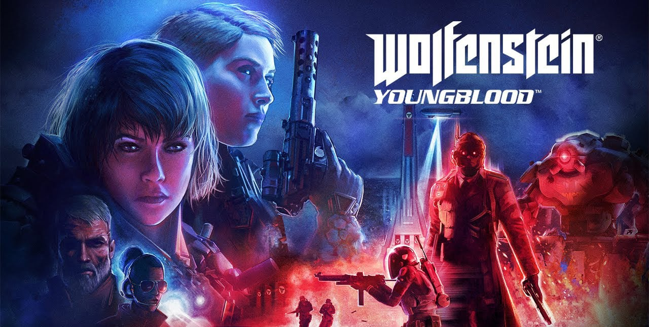 Vous pourrez casser du nazi à Paris dès juillet prochain — Wolfenstein Youngblood