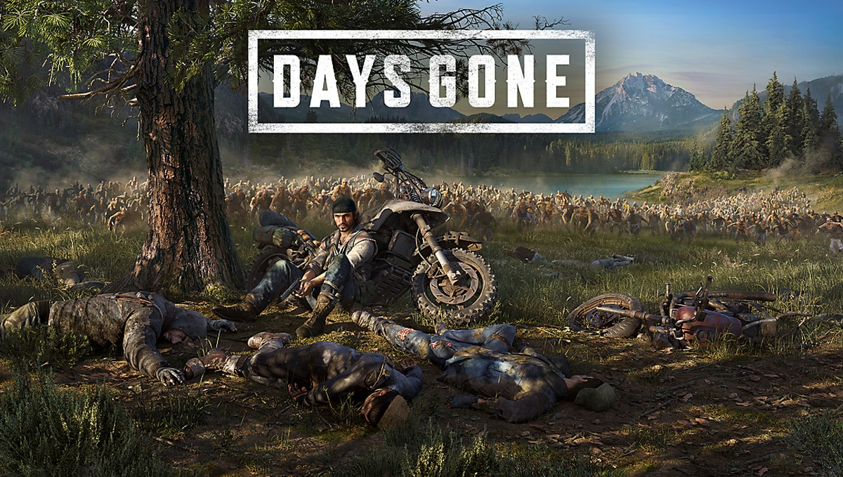 Days Gone MAJ Day One