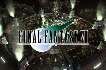 FF VII Nintendo Switch