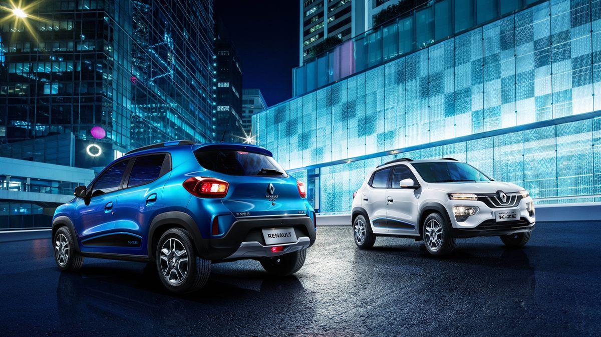 Renault City K-ZE : un nouveau SUV urbain 100% électrique
