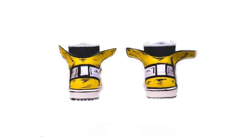 Air Jordan Pikachu