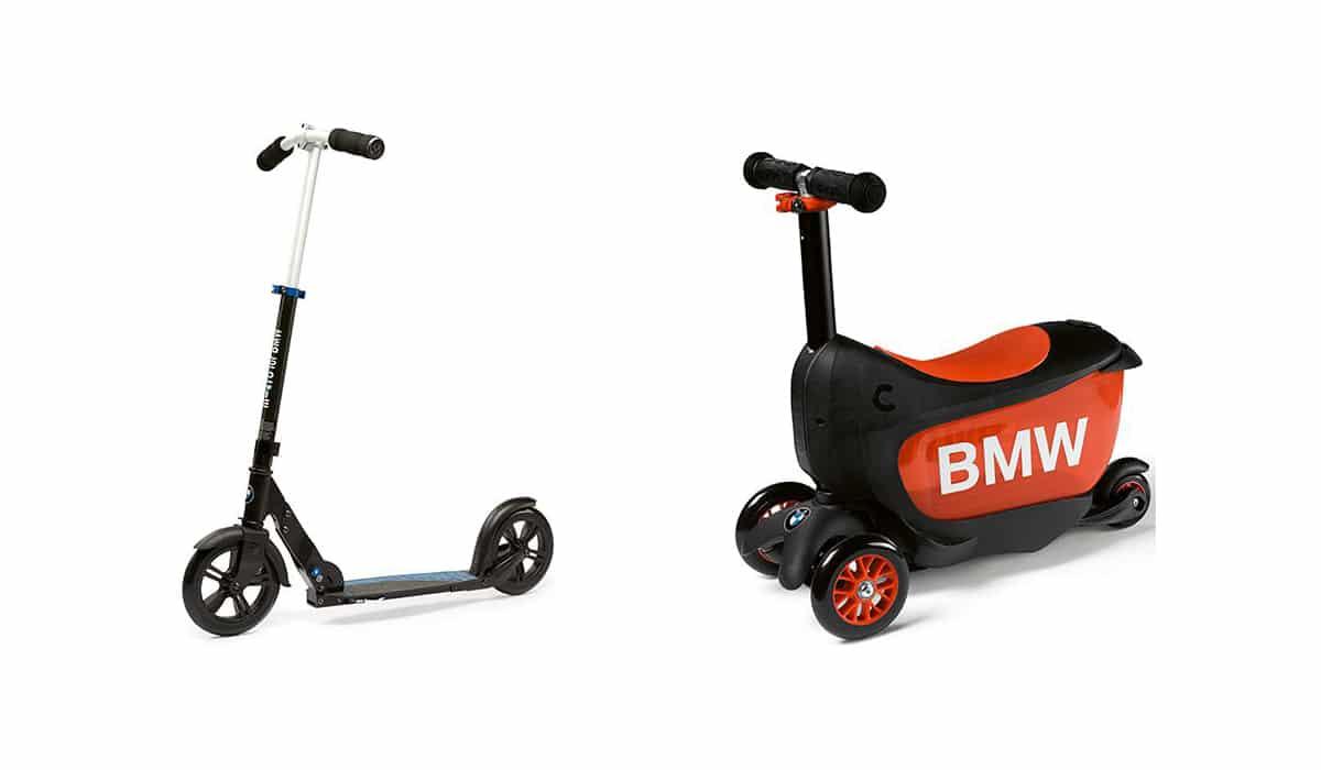 BMW trottinette électrique e-scooter