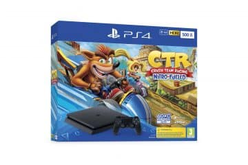 Bundle PS4 Crash Team Racing